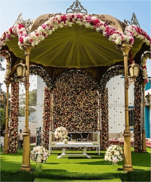 The Dome Shaped Stage