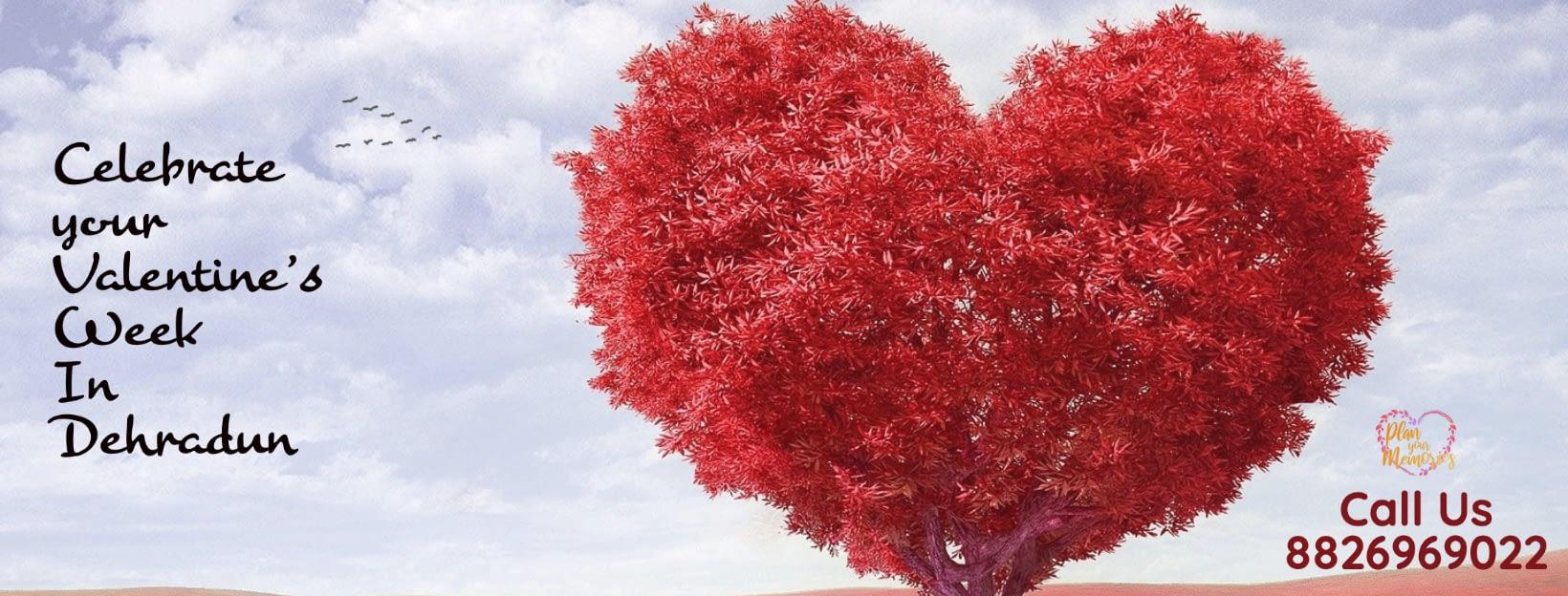 Valentines Week in Dehradun
