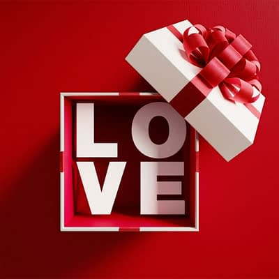 Happy Anniversary Love Box