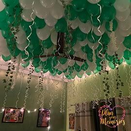Balloon Room Decoration