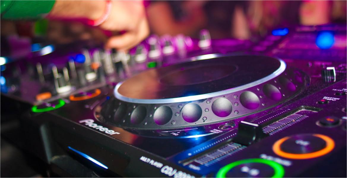 DJ Organisers